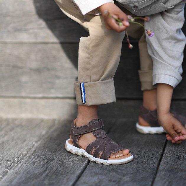 Brodequins chaussures garçons